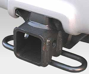 4Runner 2 inch factory hitch
