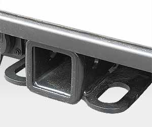 Commander 2 inch factory hitch