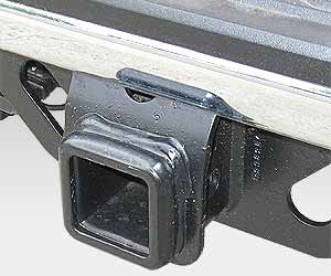Tundra 2 inch factory hitch